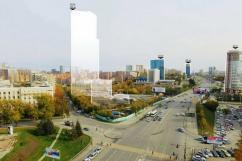 В Москве проектируют самый высокий дом Новосибирска