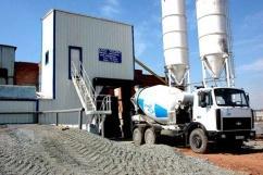 В Приморье возросли объемы производства бетона
