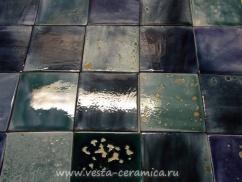 """Веста Керамика предлагает изразцы ручной работы серии """"Космос"""""""