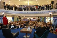 Вторая международная Выставка диванов в МТК «Гранд»