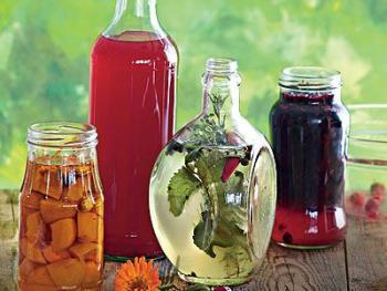 Домашние настойки – традиционные рецепты