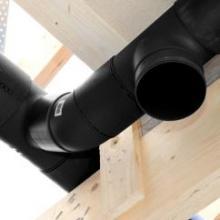 Cистема вентиляции Uponor: здоровый микроклимат в вашем доме