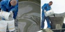Гидроизоляция бетона на стадии заливки