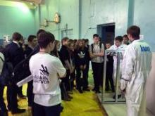КНАУФ провела мастер-класс по сухому строительству в рамках WorldSkills