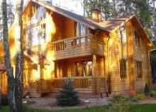 Как утеплить деревянный дом зимой
