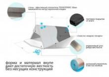 Московские архитекторы создали проект теплого жилья для бездомных людей