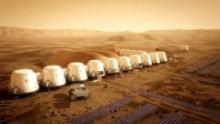 NASA планирует построить жилые дома на Марсе