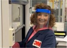 Наука в кризис: компании 3М и Nissha создали незапотевающие медицинские защитные экраны для лица