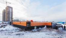 Оранжевый ПЕНОПЛЭКС® в «Ярком» микрорайоне