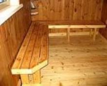 Продлите жизнь деревянному полу в бане!