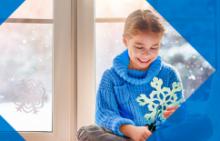 Разве зимой окна меняют? Да, мы меняем