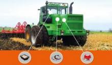 Решение по противопожарной защите сельскохозяйственной техники