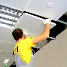 Решение по защите от пожаров запотолочного пространства