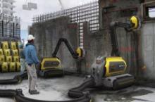 Робот ERO обеспечит безотходное производство при демонтаже старых зданий