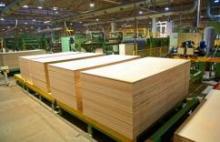 Россия увеличила производство фанеры на 1,9%