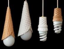 Самые необычные дизайнерские светильники [Фото]