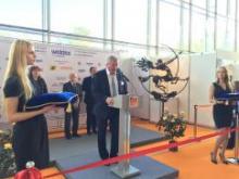Состоялось торжественное открытие выставки Weldex 2015