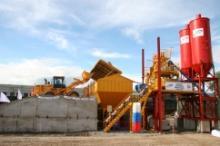 В Новосибирске запущено два завода по производству цемента