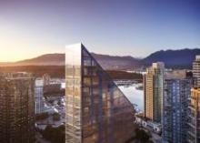 В Ванкувере появится самый высокий в мире гибридный деревянный небоскреб