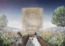 Великобритания получит павильон-улей на выставке Expo Milano 2015