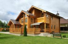Строим дом мечты из дерева