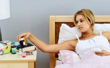 Противовирусные препараты и грудное вскармливание.
