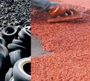 Регулярные поставки высококачественного сырья для производства резиновой крошки